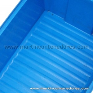 Foldable container 1200x1000x910/780 mm