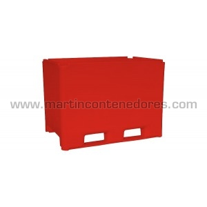 Isothermal container 565 litres