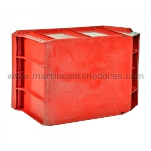 Collapsible container 1100x850x1140/1140 mm