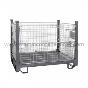 Foldable container 1200x1000x930/700 mm