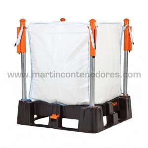 Porta big-bag 1200*1200*1380 mm