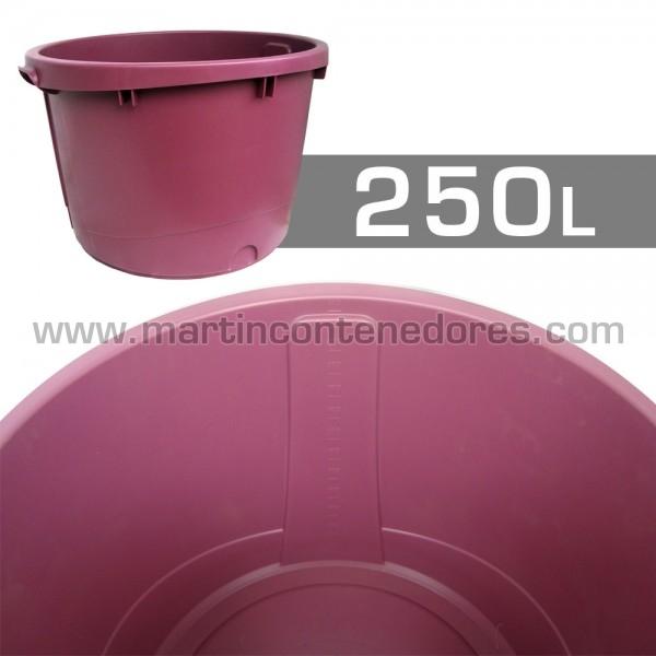 Contenedor para líquidos 250 litros