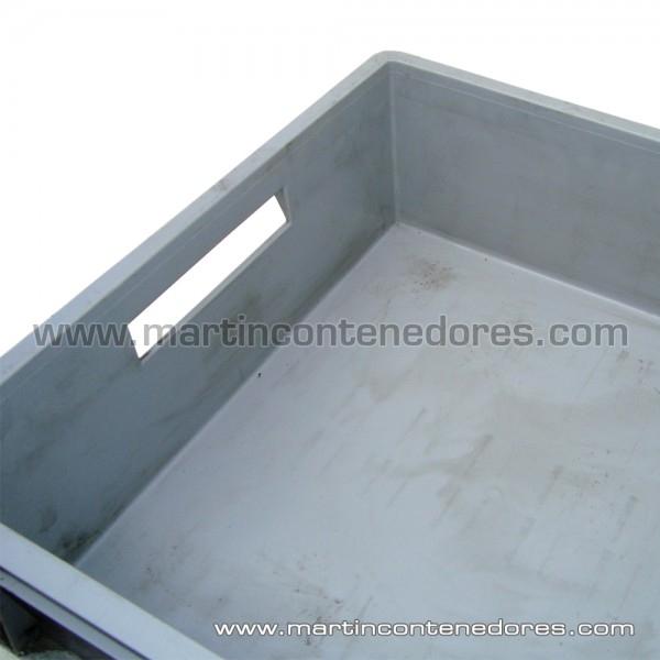 Cajas plásticas usadas