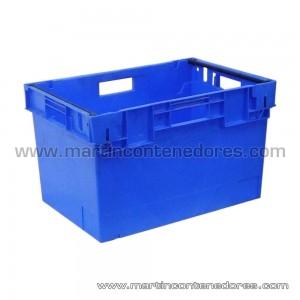 Caja encajable 600x400x368/338 mm
