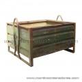 Rental Stacking steel box