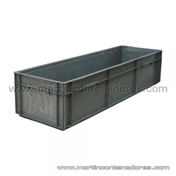 Caja plástica 600x400x150/148 mm