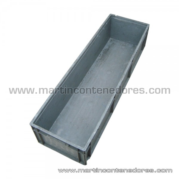 Bac plastique longueur 1000 mm