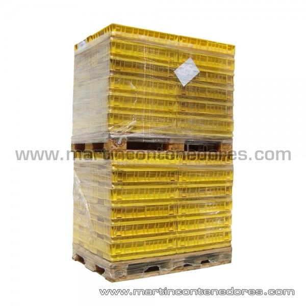 Cajas KLT 600X400X150 mm