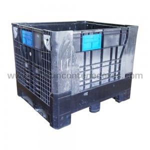 Contenedor plástico UTZ plegable usado