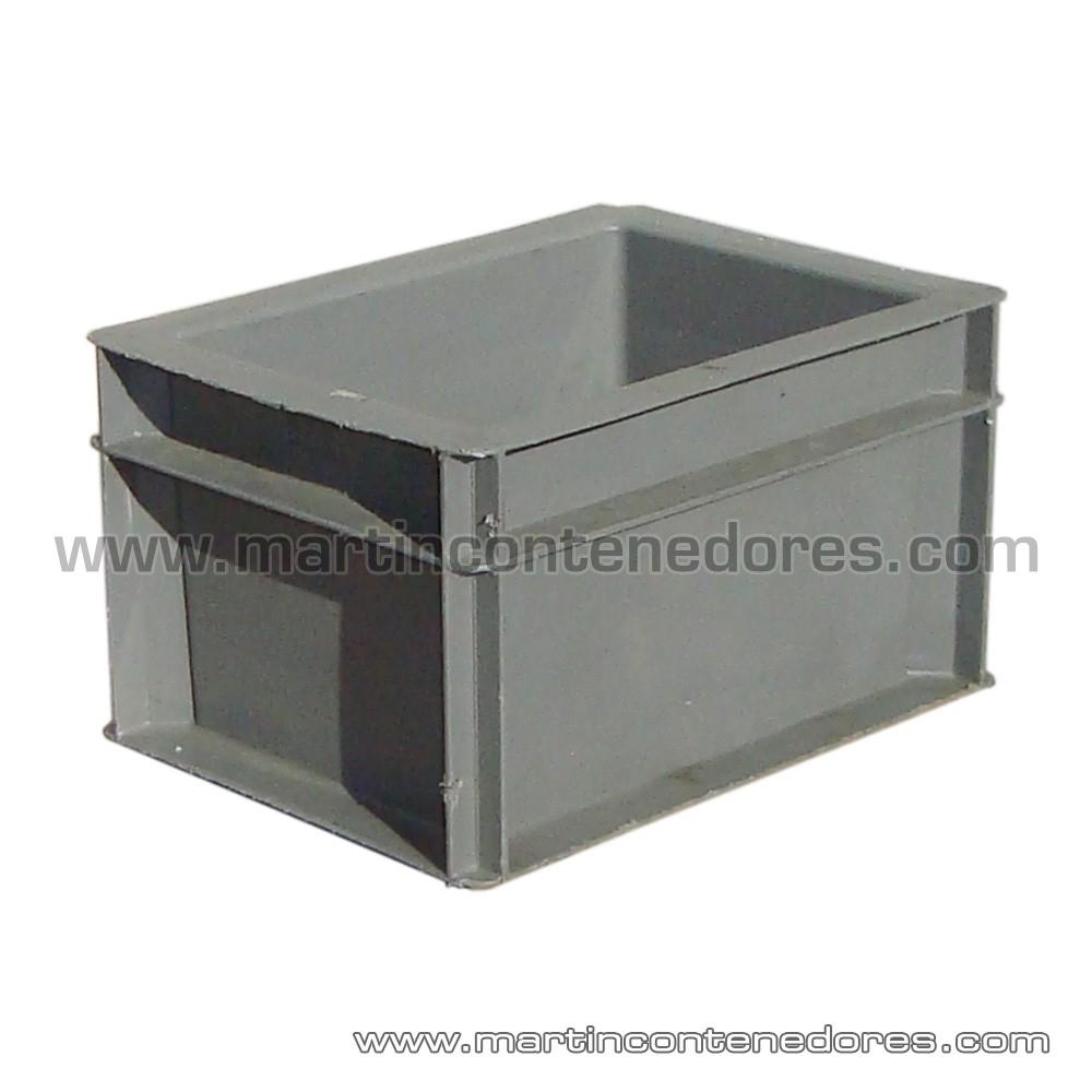 Caja plástica 200x150x150 mm