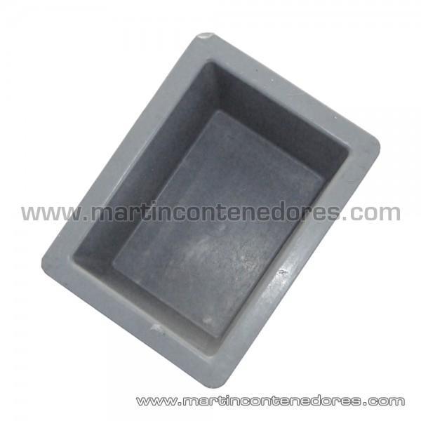 Bac plastique empilable