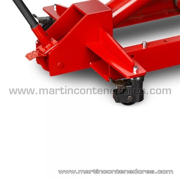 Hydraulic lifting table 2.500 kg