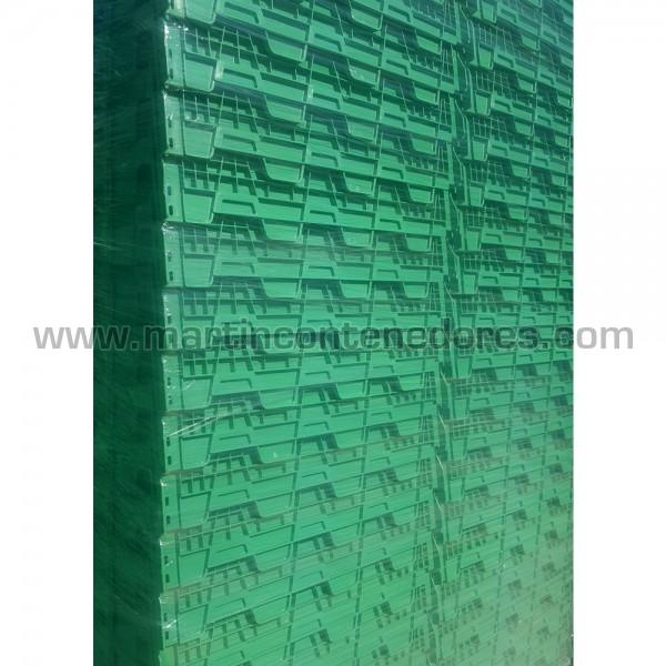 Caixa encaixável com comprimento de 600 mm