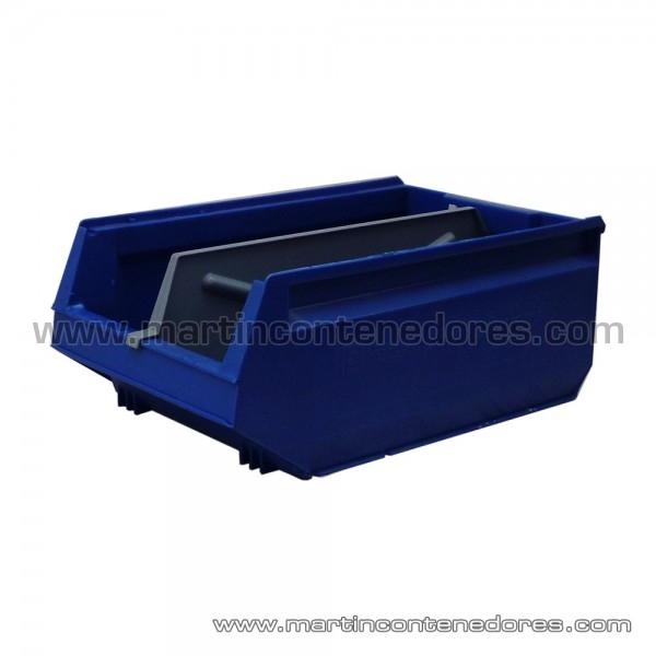 Gaveta plástica color azul