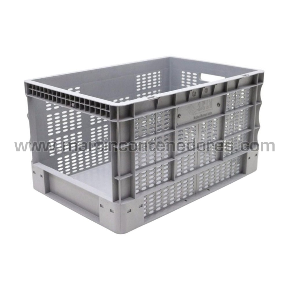 Caja plástica picking 600x400x330/310 mm