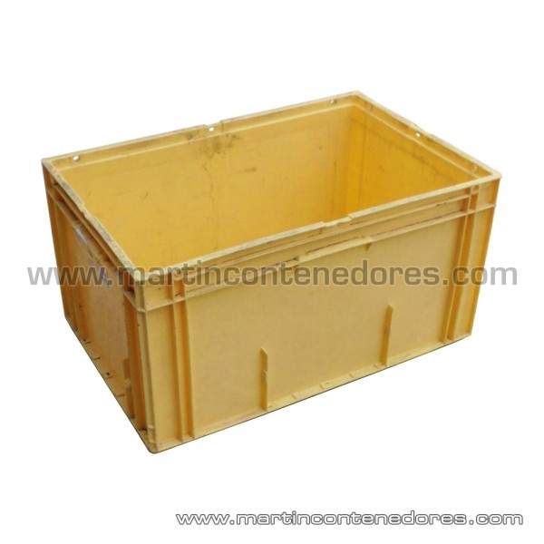 Caja plástica Odette segunda mano