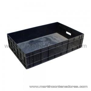 Caja plástica 880x600x210/200 mm
