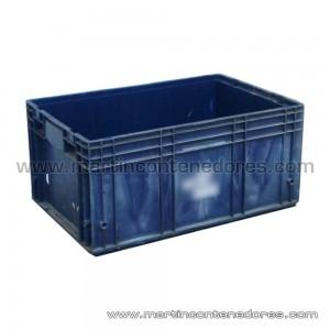 Caja KLT 600x400x280/242 mm
