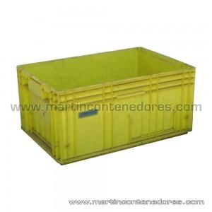 Bac plastique klt empilable