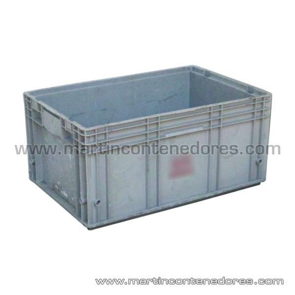 Bac plastique klt hauteur utile 262 mm