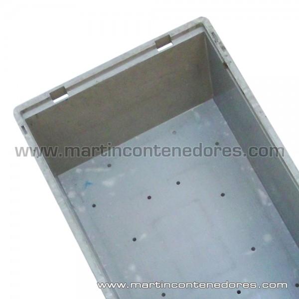 Bac plastique klt poids à vide 2,67 kg