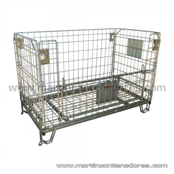 Collapsible container 1160x660x880 mm