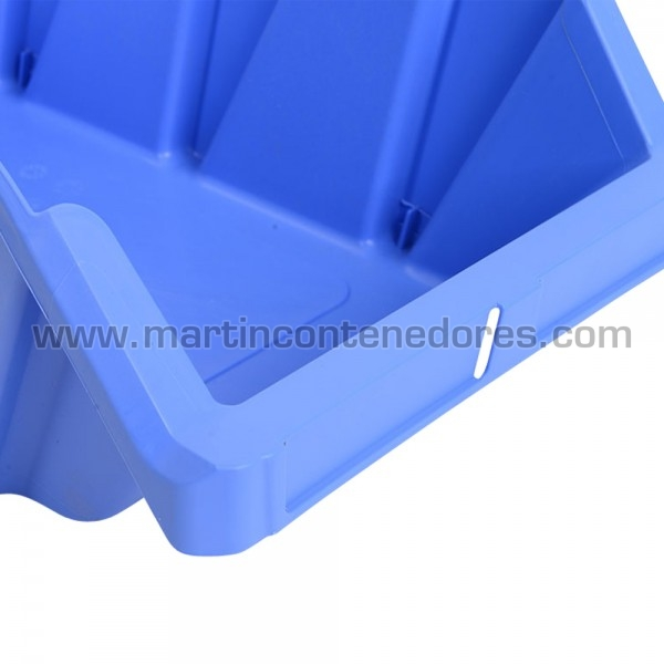Bac à bec plastique hauteur 195 mm