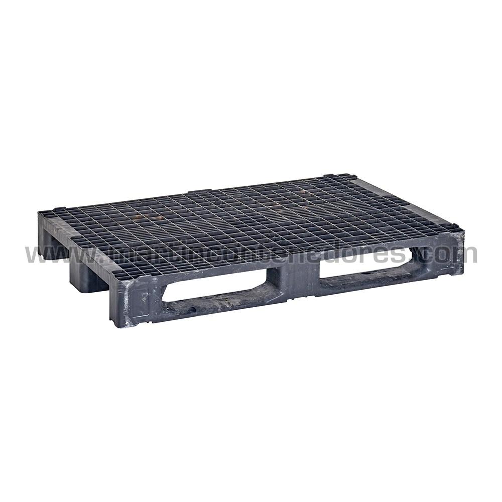 Plastic pallets 1200x800x160 mm
