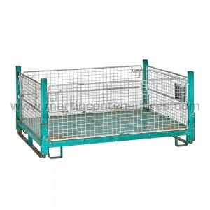 SLI foldable container 1600x1200x750/500 mm