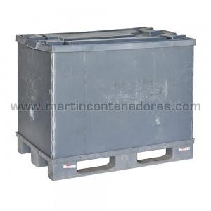 Conjunto plástico Sleevepack 1200x800x970/790 mm