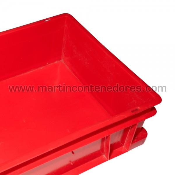 Bac plastique poids à vide 1,80 kg