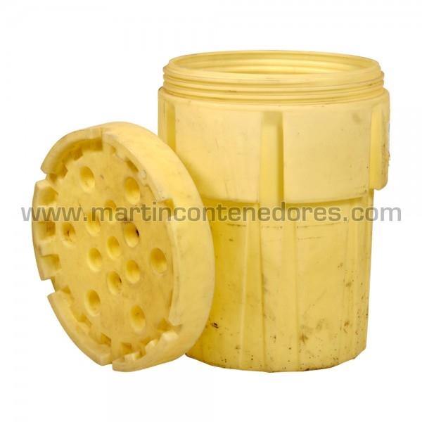 Cubeto de retención 1 bidon 300 litros