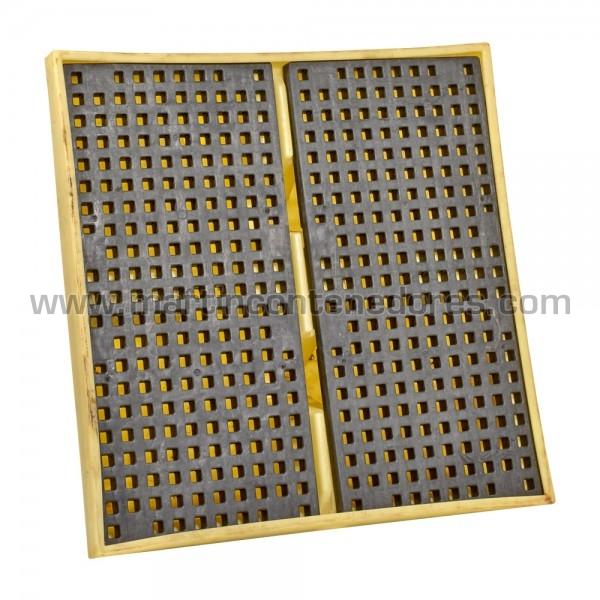 Cubetas Antiderrame color amarillo