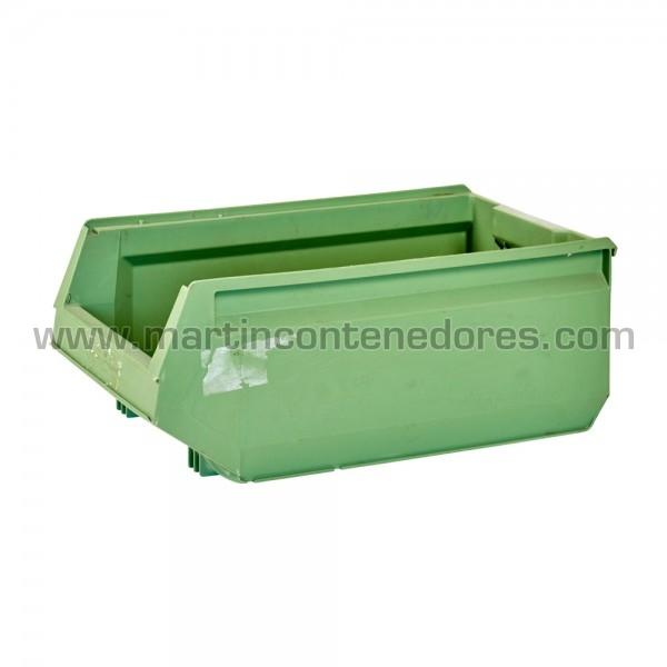 Gaveta plástica usada