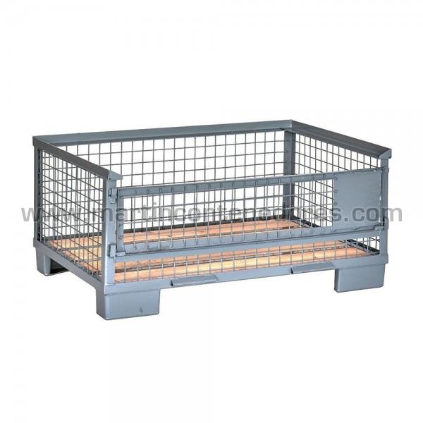 Eurocontentor 1240x835x570/400 mm