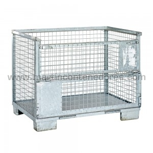 Mesh stillages galvanized...