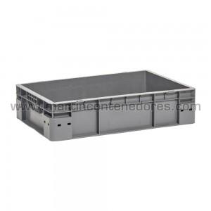 Caixa plástica 600x400x150/140 mm