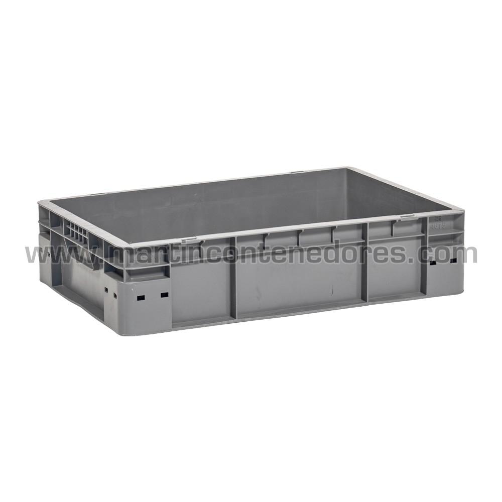 Caja plástica 600x400x150/140 mm
