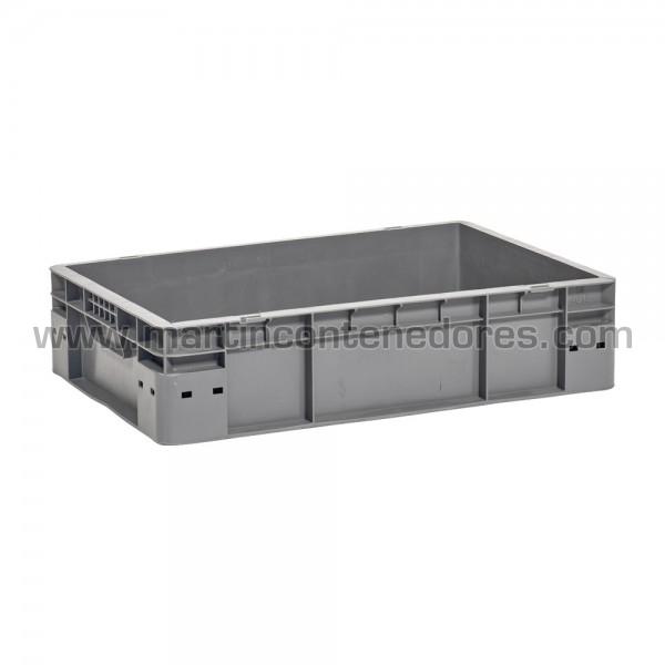 Caja plástica apilable 600x400 mm