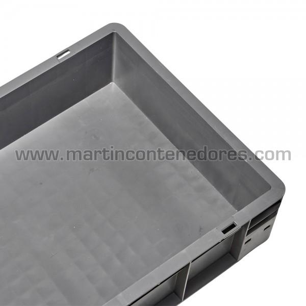 Caixas de plástico para industria