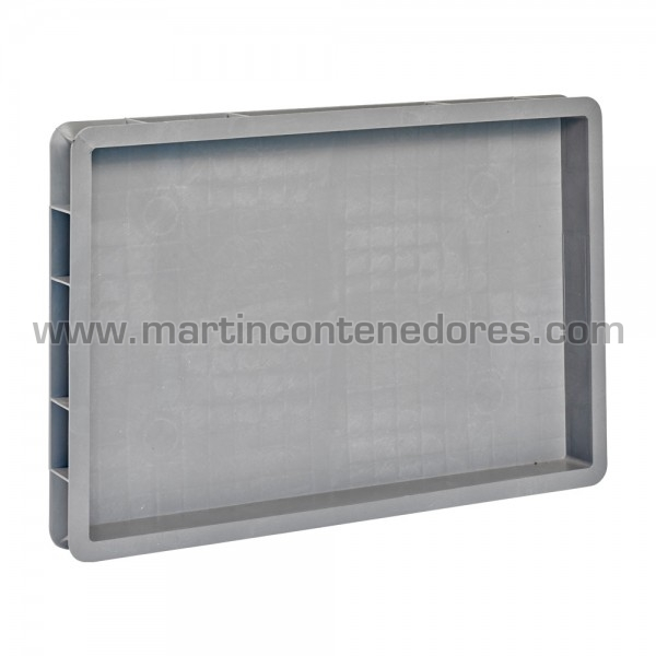 Bac plastique euronorm empilable