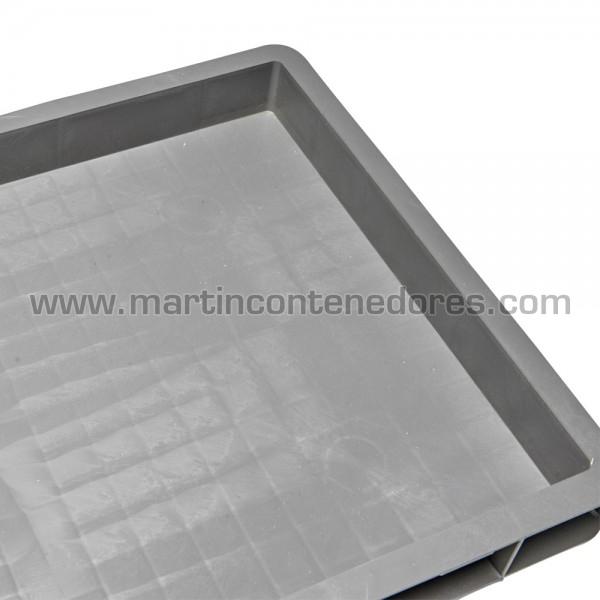 Bac euronorm hauteur utile 55 mm