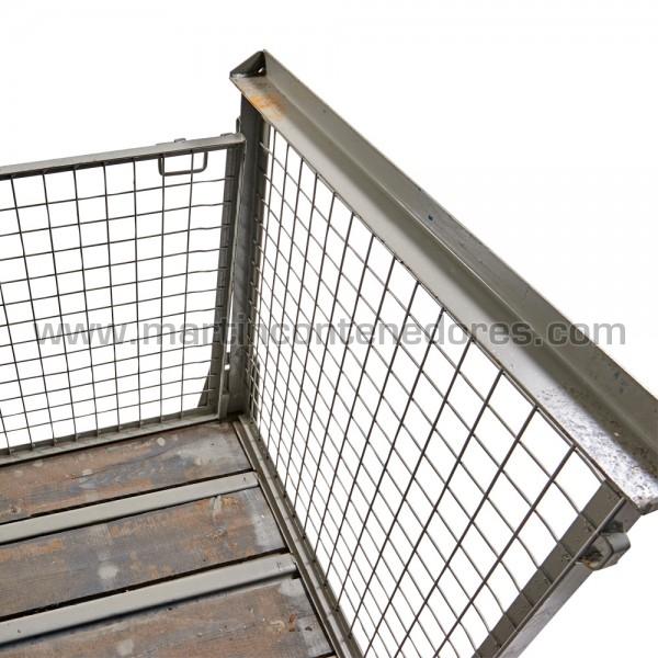 Jaulas con capacidad de carga 1.000kg