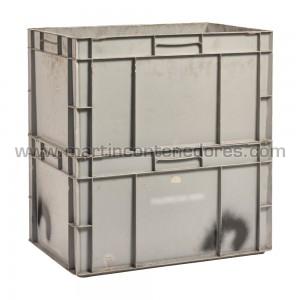 Caja Euronorma 600x400x600/590 mm