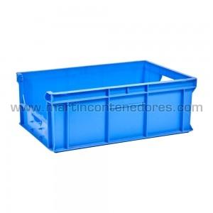 Storage bin plastic 600x400x220 mm