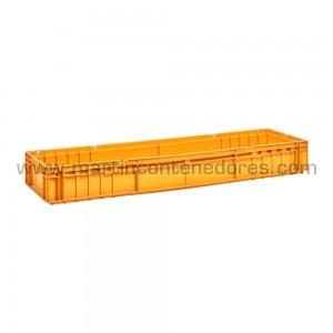 Caja plástica Odette-Galia 1196x328x150/132 mm