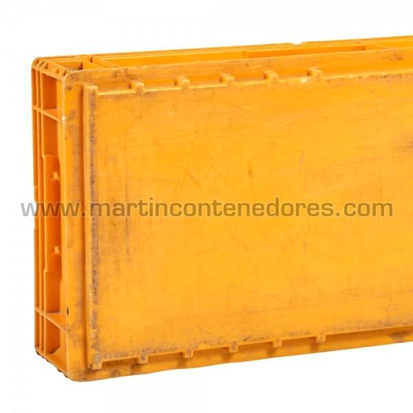 Caja naranja