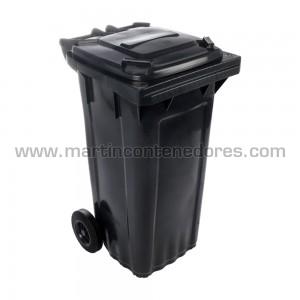 Conteneur pour déchets volume 120 litres étanche