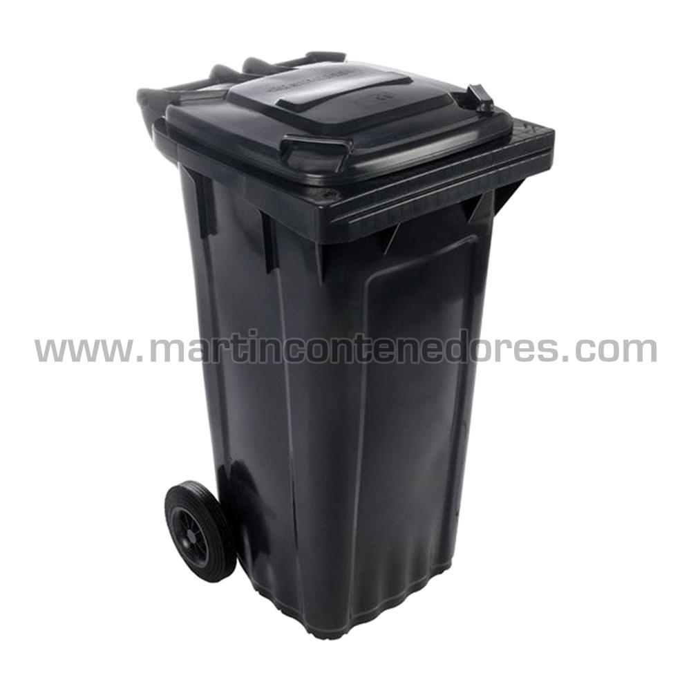 Contentor para lixo 120 litros