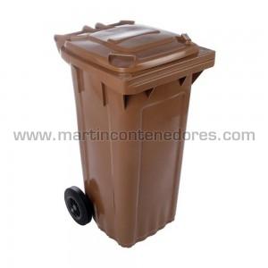 Conteneur pour déchets capacité de charge 48 kg